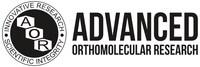 Advanced Orthomolecular Research Logo (CNW Group/Advanced Orthomolecular Research Inc)