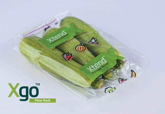 Xgo™ New high clarity MA/MH Films for Flow pack