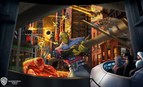 Warner Bros. World™ Abu Dhabi Reveals Signature Rides in 'Metropolis' and 'Cartoon Junction'