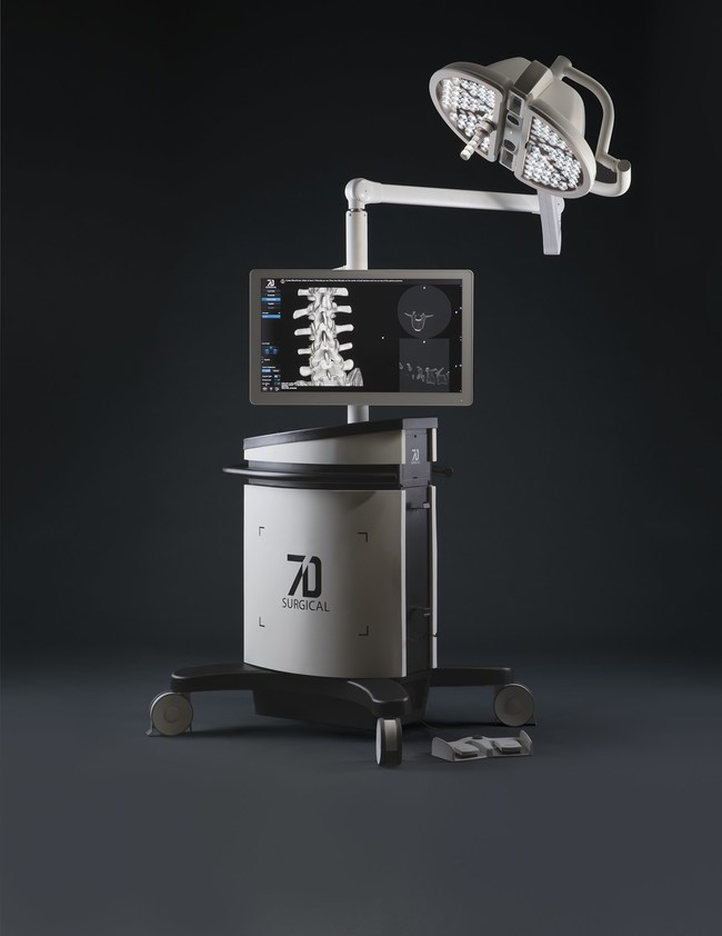 7D Surgical Completes Significant Round of Financing