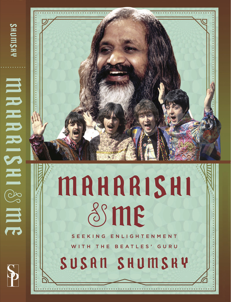 Read the first chapter, endorsements by Robby Krieger, John Gray, Paul Saltzman, and more, and get high-resolution photos at www.maharishiandme.com.
