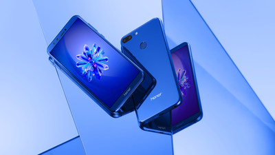 Watch Out Western Europe -- Honor 9 Lite, the Most Stylish Quad-Lens Smartphone is Coming