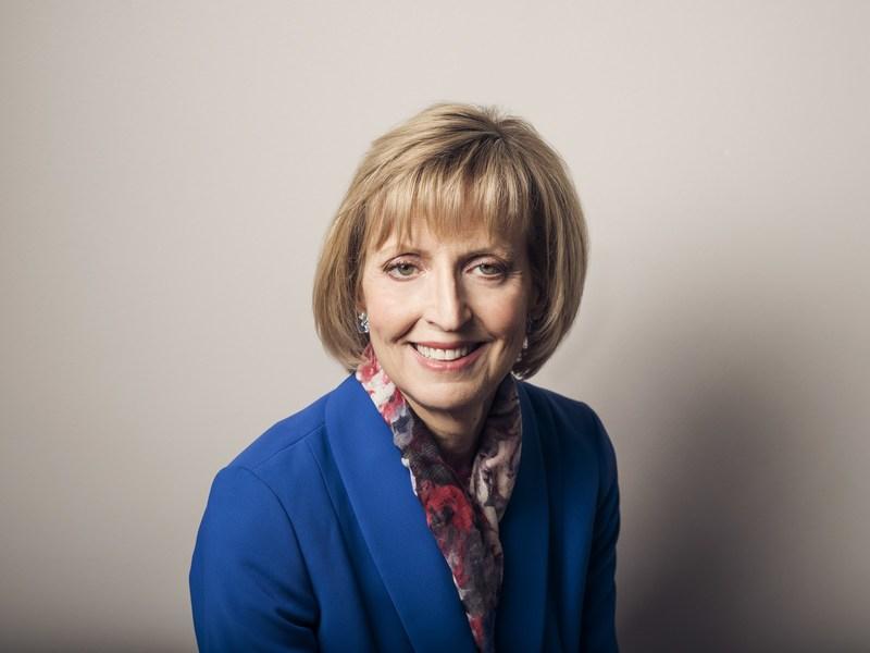 Bentley University names Michigan's Alison Davis-Blake its 8th president.
