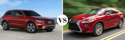 Chicago area drivers can compare the 2018 Mercedes-Benz GLC vs the 2018 Lexus NX 300 to see which model best suits them on the Loeber Motors website.