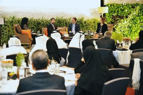 CEO Plenary session  - ADSG Forum 2017 (PRNewsfoto/ADSG)