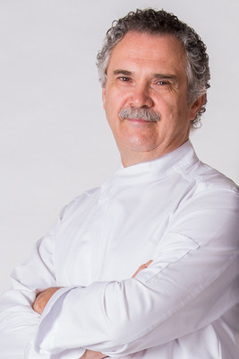 Giancarlo Timballo – Asian Gelato Cup Head Judge at FHA2018