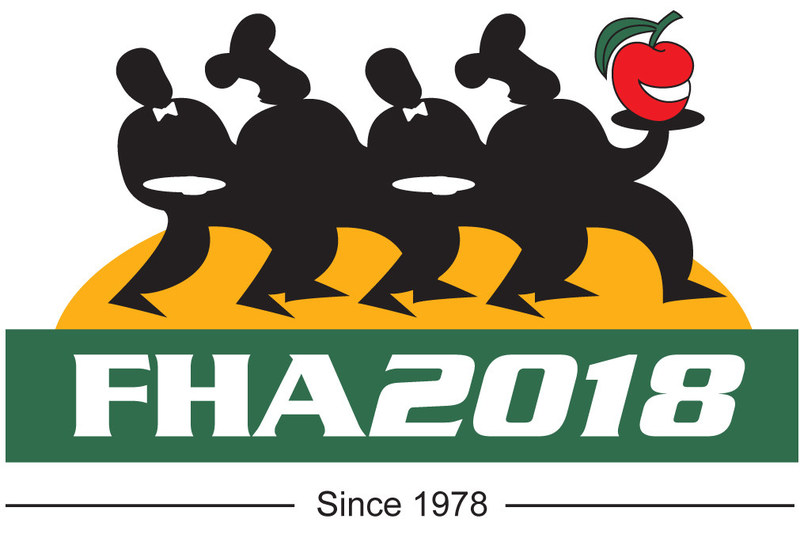 Food&HotelAsia2018, 9am-6pm, 24-27 April, Singapore