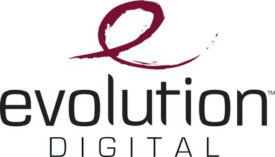 Evolution Digital Logo (PRNewsfoto/Evolution Digital)