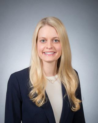 Kelsey DeBriyn, Raytheon vice president Investor Relations