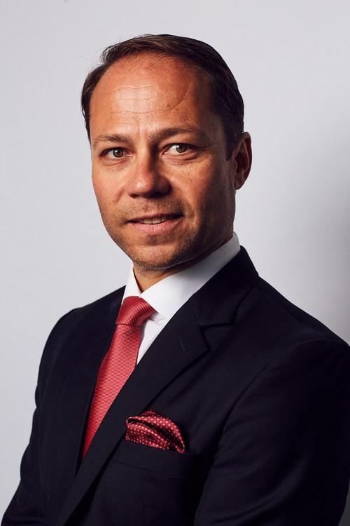 Matjaz Zadravec CEO of Royal Vision Group, Image Source: Business Worldwide Magazine (PRNewsfoto/Business Worldwide Magazine)