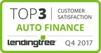 rateGenius Awarded Top 3 in Auto Customer Satisfaction by LendingTree for 7th Consecutive Quarter