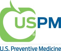 U.S. Preventive Medicine logo (PRNewsfoto/US Preventive Medicine)