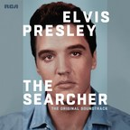 RCA/Legacy Recordings Set to Release Elvis Presley: The Searcher (The Original Soundtrack) on Friday, April 6