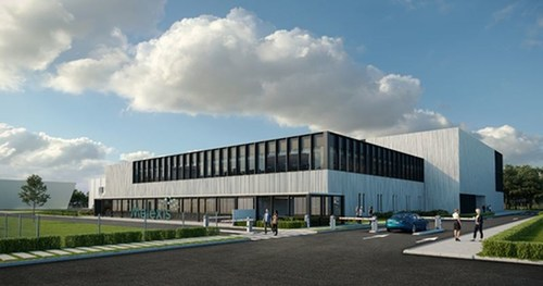 Melexis expands European facilities to support and accelerate global growth (PRNewsfoto/Melexis)