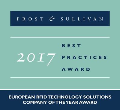 https://mma.prnewswire.com/media/638989/frost_and_sullivan_smartrac_award.jpg