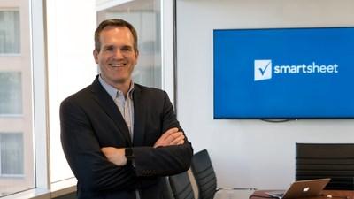 Mark Mader, CEO, Smartsheet