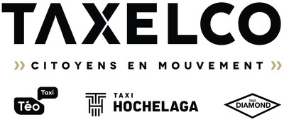 Logo : Taxelco (Groupe CNW/Taxelco)