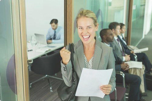 Toastmasters' 7 Tips for Acing the Job Interview