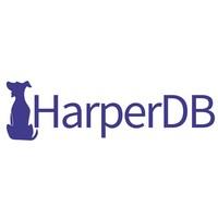 HarperDB Logo (PRNewsfoto/HarperDB)