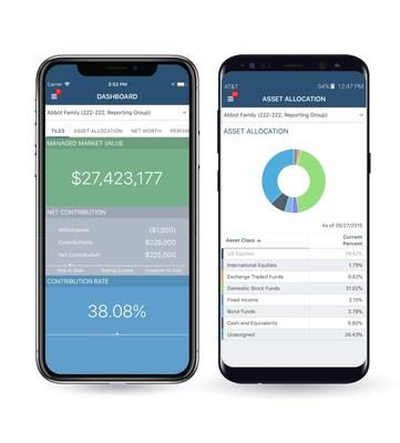 Envestnet | Tamarac Mobile App