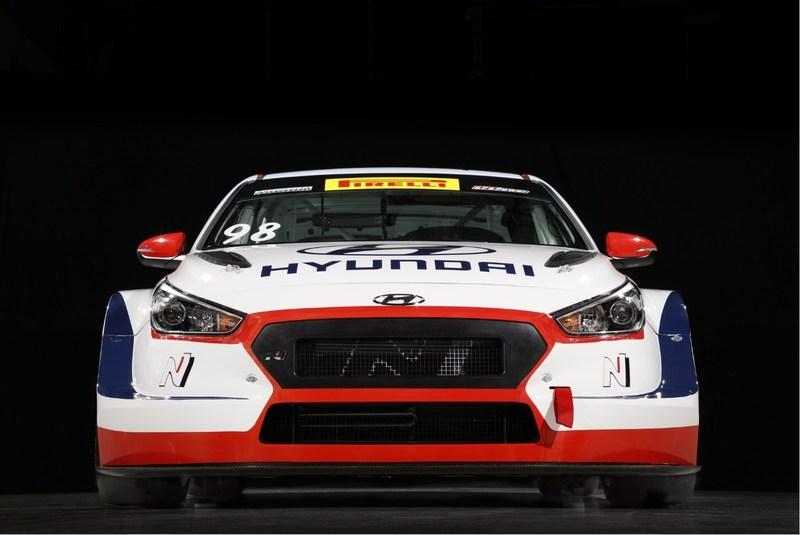 Hyundai Teams with Bryan Herta Autosport to Compete in 2018 Pirelli World Challenge TCR Class