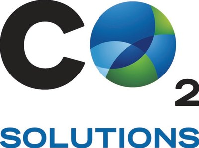 Logo : CO2 Solutions inc. (Groupe CNW/CO2 Solutions Inc.)