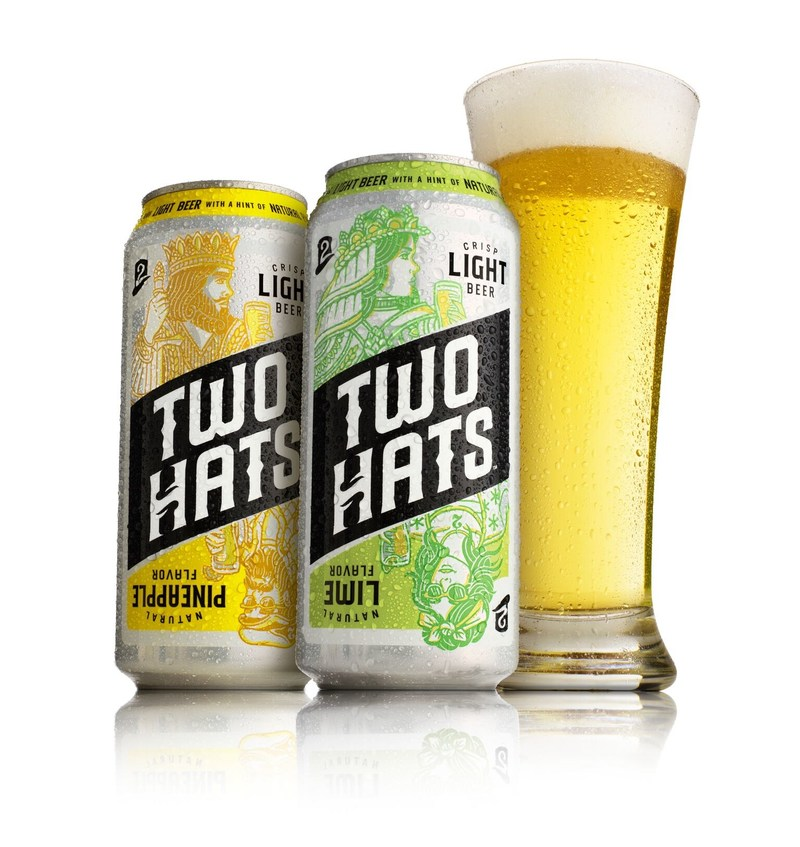 Two Hats Lime and Pineapple