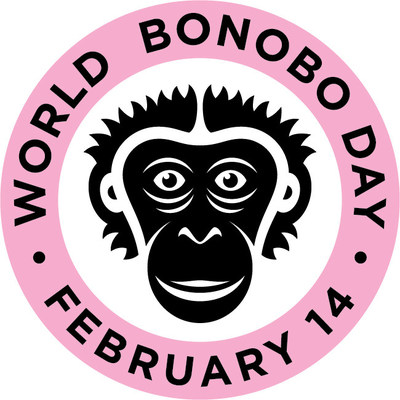 The Bonobo Project Announces Federal Resolution for World Bonobo Day on Valentine's Day!