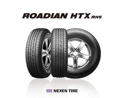 Nexen Tire Supplies Original Equipment Tires for FCA US LLC