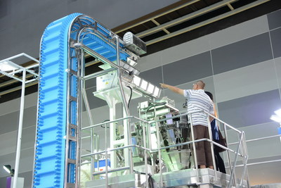 Material Handling and Storage Weighing Equipment at ProPak Asia Thailand (PRNewsfoto/UBM BES)