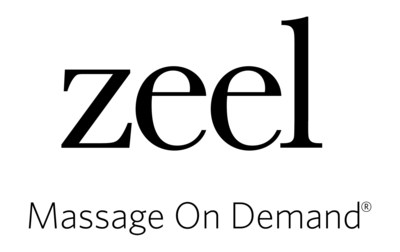 Zeel Massage On Demand (PRNewsfoto/Zeel)