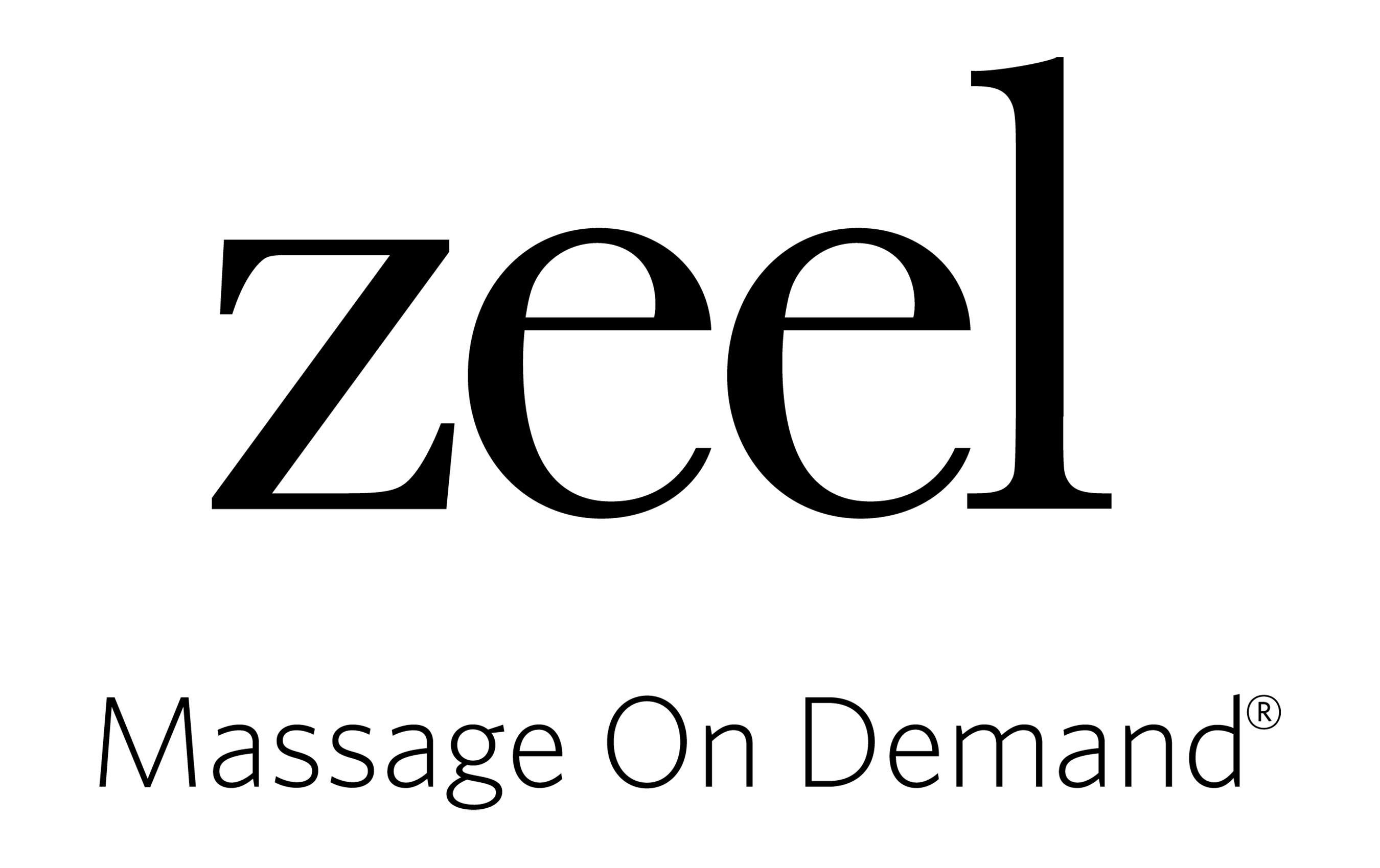 Zeel Massage On Demand (PRNewsfoto/Zeel)