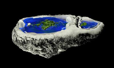 Los científicos del Dakila Pesquisas emiten un documental que demuestra que la Tierra no es redonda