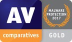 BullGuard Wins Best-in-class Gold Malware Protection Award