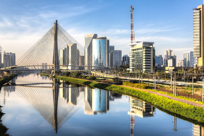 São Paulo, Brazil, a city that has deployed innovative forms of land value capture. Photo credit: iStock.com/thiagogleite