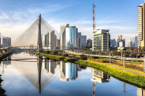 São Paulo, Brazil, a city that has deployed innovative forms of land value capture. Photo credit: iStock.com/thiagogleite