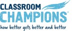 Classroom Champions to Host February Live Chat Featuring Top Athlete Mentors