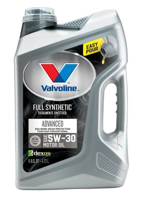 Valvoline Easy Pour Bottle