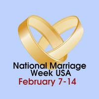 National Marriage Week USA Logo
