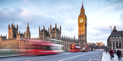 Travelzoo survey shows London is calling for American travelers.