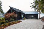 HGTV Dream Home 2018 is located in charming Gig Harbor, Washington. The home's modern exterior is characterized by angular, asymmetrical architecture, with plenty of picture windows that afford stunning views of Puget Sound from almost every room. The grand prize package is valued at over $1.8 million.