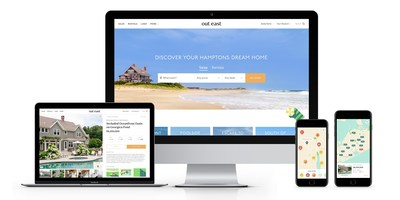 Launched today, Out East is the ultimate online destination for Hamptons real estate.