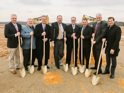 Cooper Tire Byhalia, MS Ground Breaking Ceremony