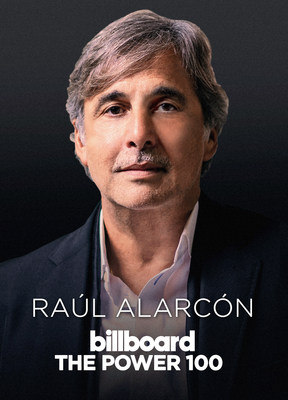 Spanish Broadcasting System's Raul Alarcon Jr. named on Billboard's 2018 Power 100 (PRNewsfoto/Spanish Broadcasting System, In)
