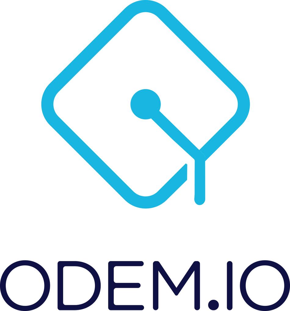ODEM Logo (PRNewsfoto/ODEM.IO)