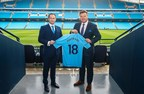 Manchester City Launches Partnership With AvaTrade (PRNewsfoto/AvaTrade)