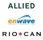 Allied Properties REIT, Enwave Energy Corporation, RioCan (CNW Group/RioCan REIT)