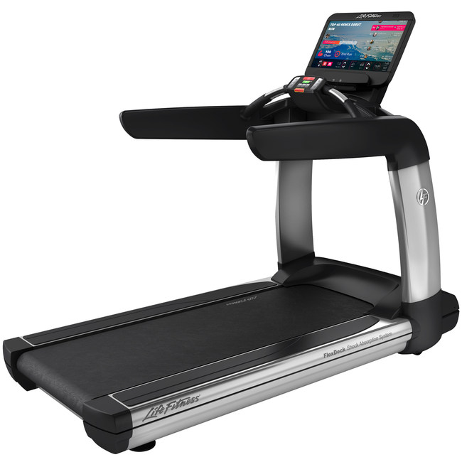 Studio's platform will be available on Life Fitness treadmills with Discover SE3 HD consoles at select gyms in the U.S.