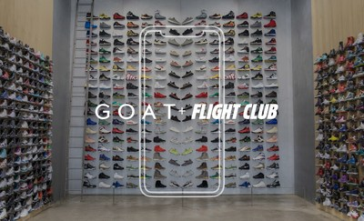 GOAT and Flight Club Merge to Become