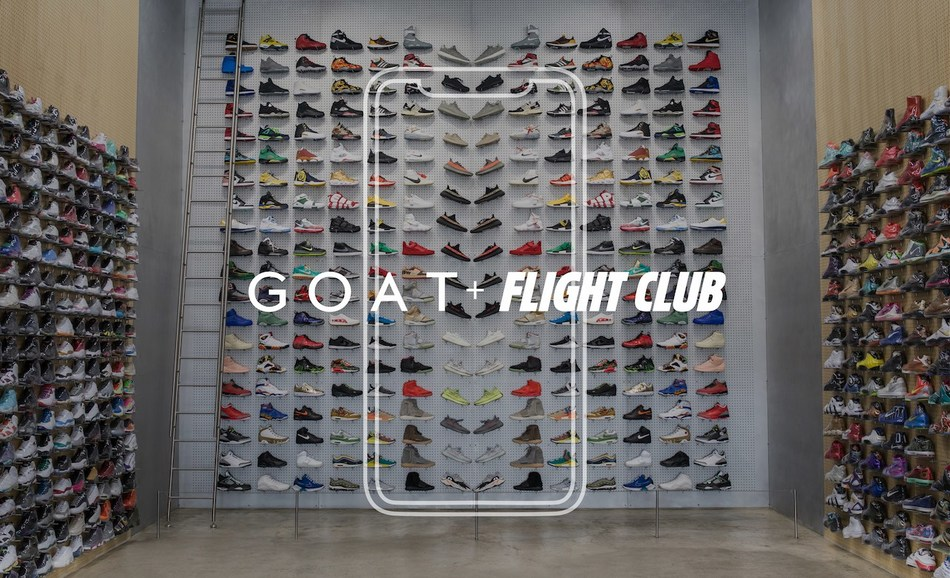 GOAT and Flight Club Merge to Become the World's Largest Sneaker Marketplace